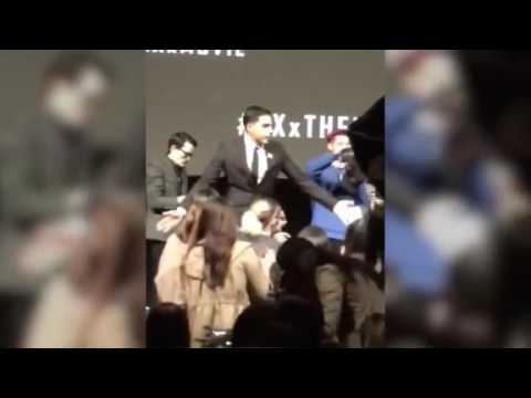 Xxx Mp4 甄子丹忙谷星戰 吳亦凡加州宣傳《3X》 3gp Sex