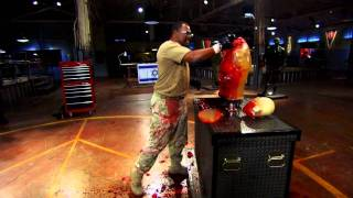 Deadliest Warrior: Navy Seal Stabbing