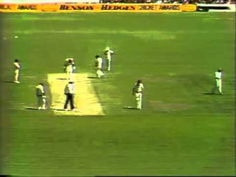 AUS vs WI Third Test Day 1 1979 80