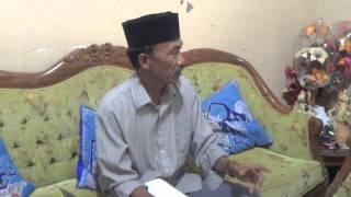 Kepala Desa Jarum-Batik Warna Alam-Bersama Estib Post