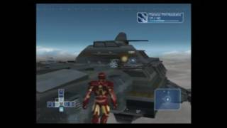 PS2 Ironman - 6 - Flying Fortress
