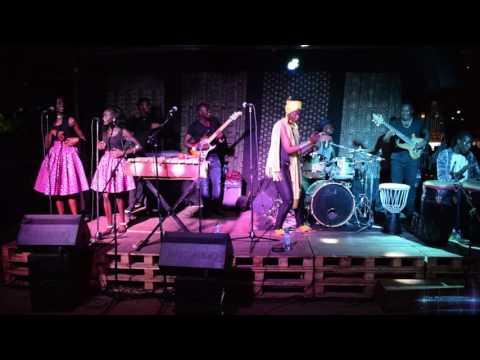 Sali Oyugi & Asilia Band Live Performance at J's Fresh Bar and Kitchen