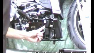 QD EXHAUST XDiavel fitting instruction part 1
