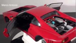1:12 Ferrari 288 GTO HD Video-Video