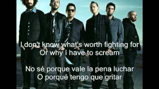 Linkin park Breaking the habit subtitulos español ingles