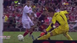 اهداف مبارة برشلونة واشبيلية 2-0 نهائي كاس الملك 2016 شاشة كاملة تعليق الكعبي HD