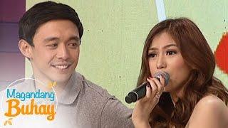 Magandang Buhay: Alex and Mikee's relationship
