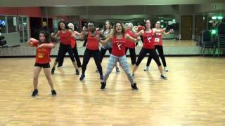 Drive You Crazy, by Pitbull feat Jason Derulo & Juicy J, Choreo by Natalie Haskell for Dance Fitness