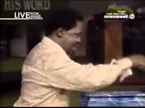 Understanding Dreams and Visions Prophet TB Joshua