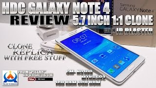 HDC Galaxy Note 4 [REVIEW] 5.7