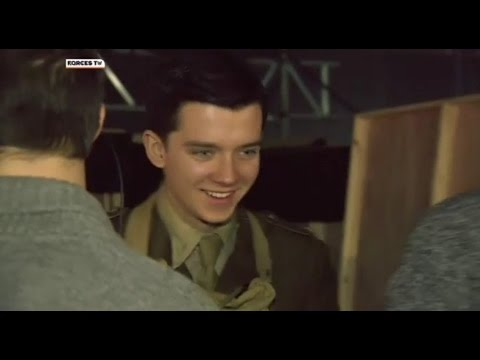Behind the Scenes of 'Journey's End' with Asa Butterfield and Paul Bettany