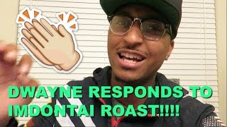 Dwayne Reacts To