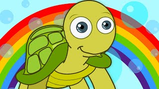Nursery Rhyme I Had a Little Turtle   Preschool Nursery Rhymes & Children songs