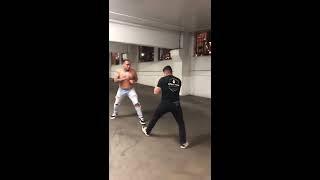 Real Fight   Car Parking Boxing Man Vs Men