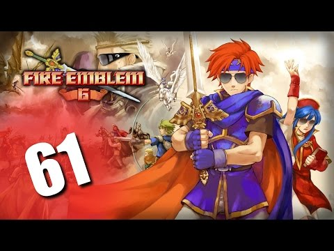 Fire Emblem 6 (Blind), Part 61 - The Law of Sacae