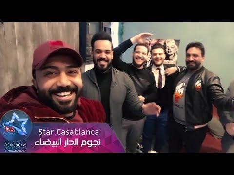 علي جاسم و مصطفى العبد الله بس هوة حبي 2018 Ali Jassim ft Moustafa Al Abdallah Howa Hobi