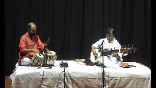 DHUN in CHANCHOR TAAL ragamala BHAIRAVI,  NILOY SENGUPTA & GOUTAM GUHA