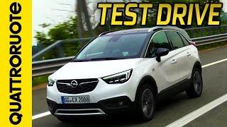 Opel Crossland X: prova su strada | Quattroruote