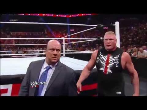 Xxx Mp4 Brock Lesnar And CM Punk Brawl Out Raw July 15 2013 HD 3gp Sex