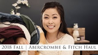 2018 Fall Abercrombie Haul