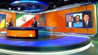 The Heat: Iran looks to Europe, China to save nuclear deal Pt 1
