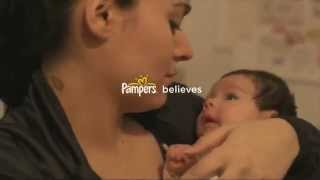 For every little miracle ... (Pampers Commercial)