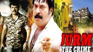 Jurm The Crime - (2016) - Dubbed Hindi Movies 2016 Full Movie HD l Mamooty, Amla