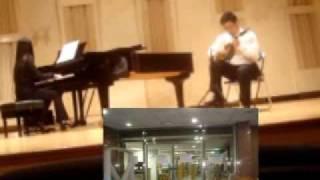 20110617 Park Min Soon Mandolin Recital Highlights Ver. 2