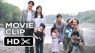 Like Father, Like Son Movie CLIP - Picture (2014) - Japanese Drama HD
