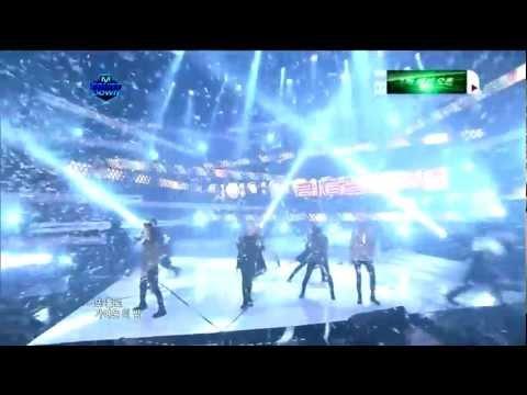 [HD][110310] BIG BANG (빅뱅) - TONIGHT LIVE HQ