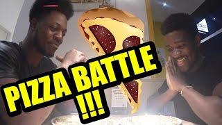 PIZZA CHALLENGE vs AH NICE - JokaH Tululu