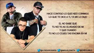 Me Llama  - Ñejo ft Jory Boy, Darkiel, El Ecxe y Gigolo 2016