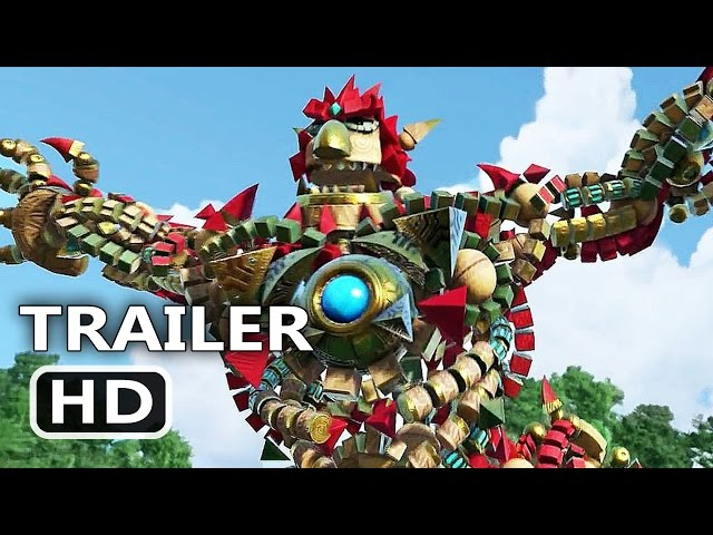 PS4 - KNACK 2 Official Trailer (2017)