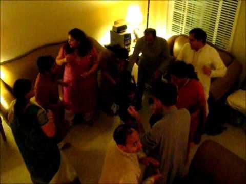 Kamaths 2010 Diwali Party