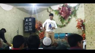 Billo Thumka Laga-Dance performance by a school boy