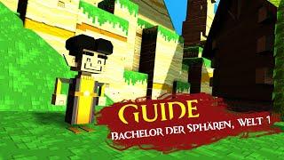 Super Adventure Box - Bachelor der Sphären, Welt 1 [Guide]