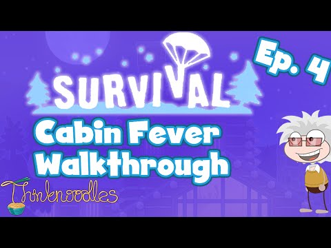 Xxx Mp4 ★ Poptropica Survival Ep 4 Cabin Fever Walkthrough ★ 3gp Sex
