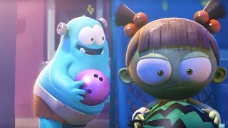 Funny Animated Cartoon | Spookiz | Hide and Seek | 스푸키즈 | Cartoon for Children