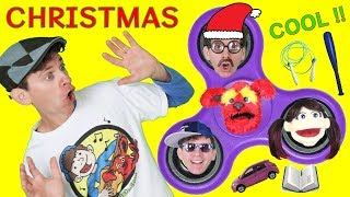 What Do You Want For Christmas? Song For Kids | I Want A Hand Spinner | Learn Toys Children