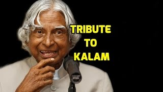 Tribute to Kalam - Children of Kalam's dream - Short FIlm | Bioscope