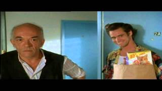 Ace Ventura: Pet Detective: Yes satan -  Like a glove