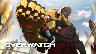 Overwatch - Doomfist Origin Story Trailer