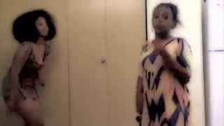 Ethiopian girls dancing .flv