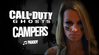 CAMPERS - Lorde 'Royals' Parody (Call of Duty: Ghosts)