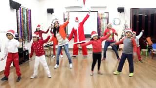 JINGLE BELLS | CHRISTMAS  ZUMBA KIDS PARTY
