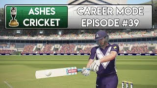 SWEEP CITY - Ashes Cricket Career Mode #39