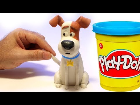 Xxx Mp4 Max From The Secret Life Of Pets Movie Stop Motion Play Doh Clay Cartoon 3gp Sex