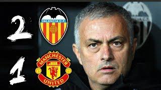 MY CLUB IS A TOTAL MESS | VALENCIA 2-1 MAN UTD