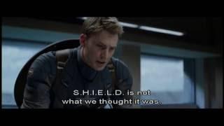 Captain Amercia - The Winter Soldier _ Captain America Speech ( sub.English )