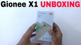 Hindi - Gionee X1 UNBOXING & First Look. Should You Buy It?? My Opinion!!